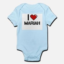 I Love Mariah Body Suit