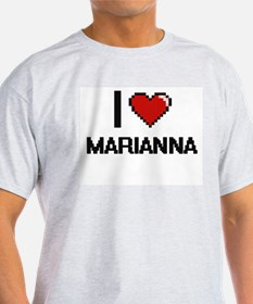 I Love Marianna T-Shirt