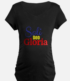 Soli Deo Gloria - Primary C T-Shirt