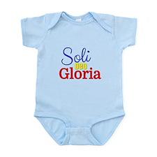 Soli Deo Gloria - Primary Colors Infant Bodysuit