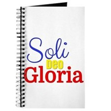 Soli Deo Gloria - Primary Colors Journal
