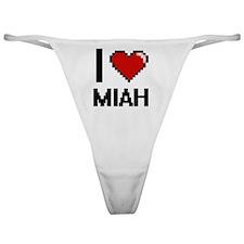 Cool Miah Classic Thong