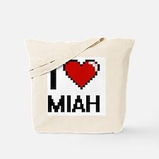 Cool Miah Tote Bag