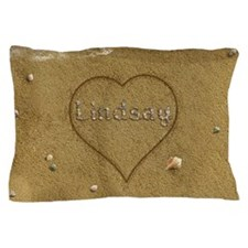 Lindsay Beach Love Pillow Case