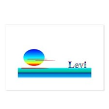 Levi Postcards (Package of 8)