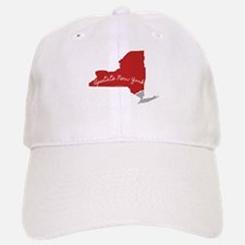 Upstate New York, of course! Baseball Baseball Baseball Cap