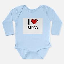 I Love Miya Body Suit