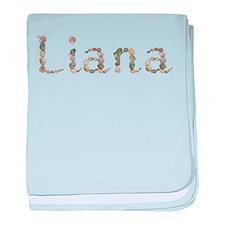 Liana Seashells baby blanket