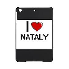 I Love Nataly iPad Mini Case
