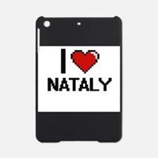 I Love Nataly iPad Mini Case
