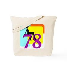 Disco Retro 78 Tote Bag