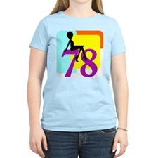 Disco Retro 78 T-Shirt