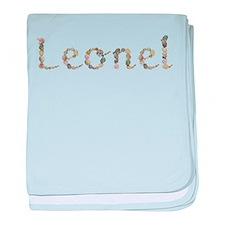 Leonel Seashells baby blanket
