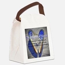 The kingdom of Heaven Canvas Lunch Bag
