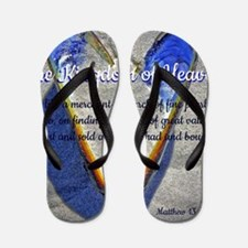 The kingdom of Heaven Flip Flops
