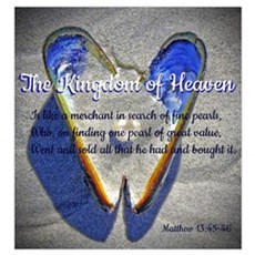 The kingdom of Heaven Framed Print