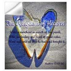 The kingdom of Heaven Wall Decal