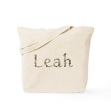 Leah Seashells Tote Bag