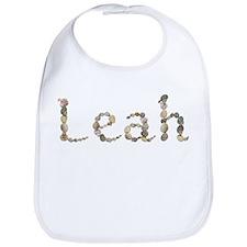 Leah Seashells Bib