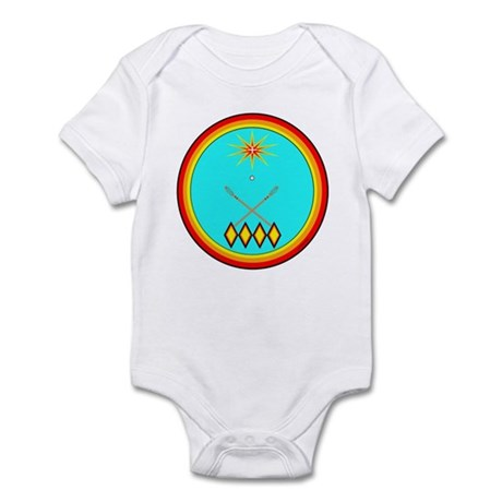 CHICKASAW Infant Bodysuit