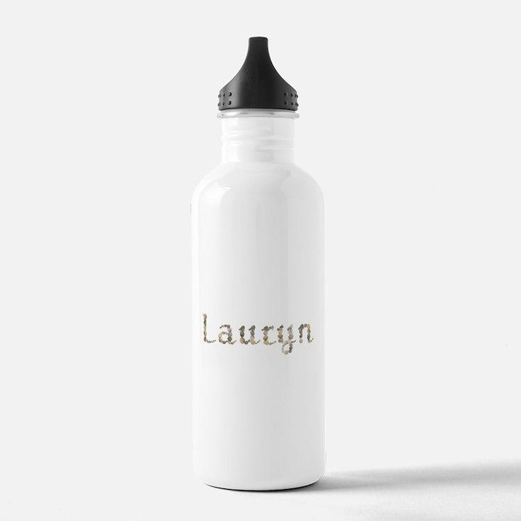 Lauryn Seashells Water Bottle