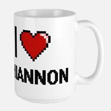 I Love Rhiannon Mugs