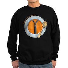 Fly In My Soup - Dark Shirt Sweatshirt
