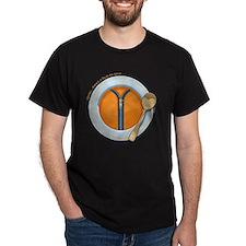 Fly In My Soup - Dark Shirt T-Shirt