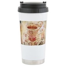 Victorian Cup of tea Travel Mug