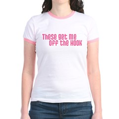 offthehook_black T-Shirt