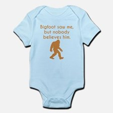 Bigfoot Saw Me Body Suit