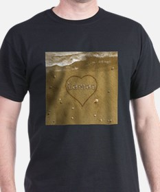 Lamar Beach Love T-Shirt