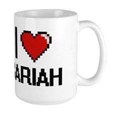 I Love Sariah Mugs