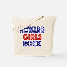 Howard Girls Rock Tote Bag