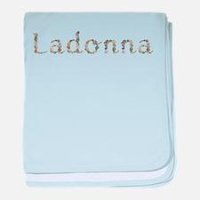 Ladonna Seashells baby blanket