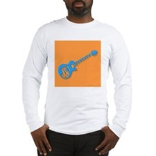 Air Guitar Long Sleeve T-Shirt