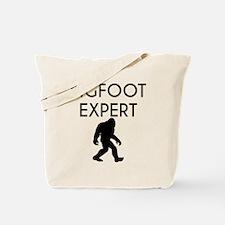 Bigfoot Expert Tote Bag