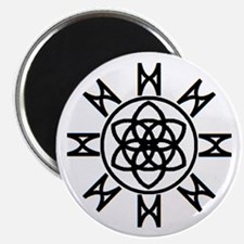 Day-Rune Wheel Magnets