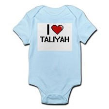 I Love Taliyah Body Suit