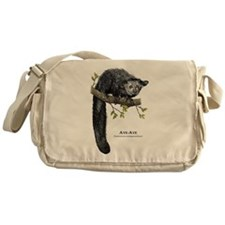 Aye-Aye Messenger Bag