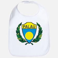 Stylized Palau Bib
