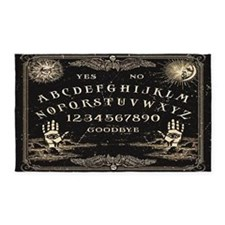 Vintage Ouija Talking Board 3' X 5' Area R