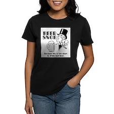 Cute Beer snob Tee