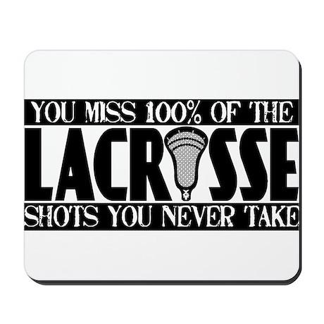 Lacrosse 100 Mousepad