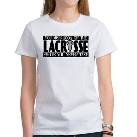 Lacrosse 100 Women's T-Shirt
