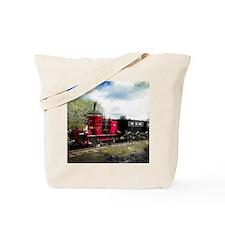 Coal  Train. Tote Bag
