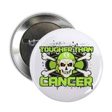 "Lymphoma Cancer Tougher 2.25"" Button"