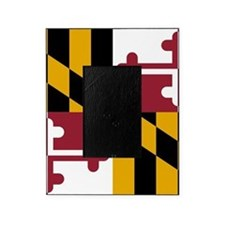 State Flag of Maryland Picture Frame