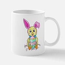 Chickadee Easter Bunny Mugs