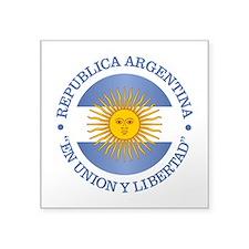 Argentine Republic Sticker